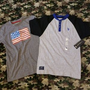 4/$20 New U.S. POLO ASSN shirts